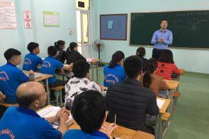 Hoạt động giảng dạy của giáo viên!