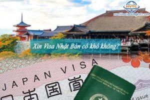 Tìm hiểu thủ tục xin Visa Nhật Bản