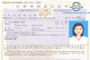 Tư cách lưu trú là gì? Xin tư cách lưu trú tại Nhật mất bao lâu?