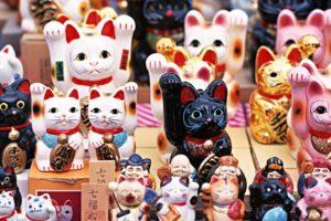 Sự thật về chú mèo thần tài Nhật Bản – có thể bạn chưa biết!