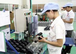 [Đài Loan] Tuyển 01 Nữ thao tác máy móc, máy CNC, thao tác linh kiện ĐÀI TRUNG