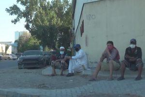DUBAI – Lao động nước ngoài trôi dạt trong đại dịch
